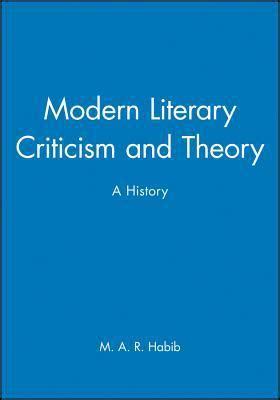 postmodern literary criticism - TEXTETC